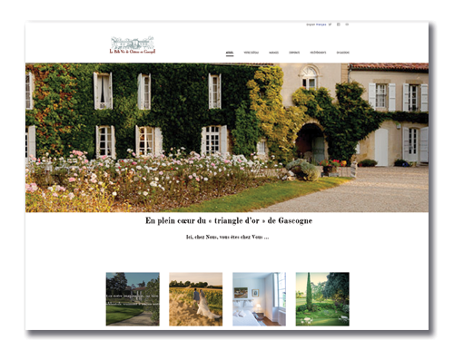 La Belle Vie de Château en Gascogne